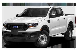 """2019 Ford Ranger 4x2 SuperCab 6' box 127"""" WB"""