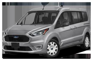 2020 Ford Transit Connect Cargo Van LWB