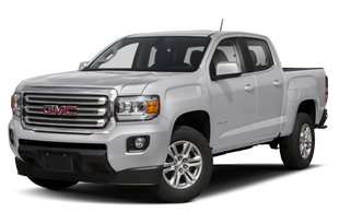 "2019 GMC Canyon 4x2 Extended Cab 6' box 128.3"" WB"
