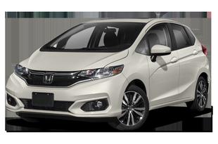 2020 Honda Fit 4dr Hatchback