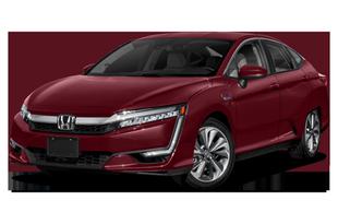 2021 Honda Clarity Plug-In Hybrid 4dr Sedan