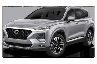 2019 Hyundai Santa Fe 4dr FWD