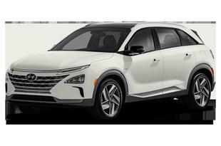2021 Hyundai NEXO 4dr FWD