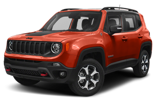 2020 Jeep Renegade 4dr FWD