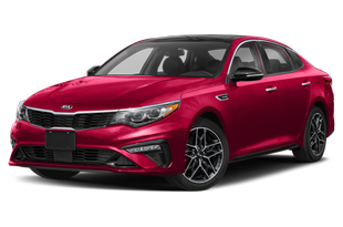 2020 Kia Optima 4dr Sedan