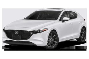 2020 Mazda Mazda3 4dr FWD Hatchback