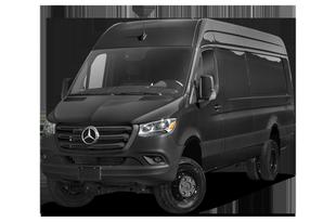 "2020 Mercedes-Benz Sprinter 3500XD Cargo Van 144"" WB RWD"