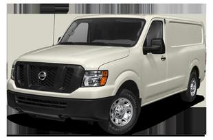 2020 Nissan NV Cargo NV2500 HD 3dr RWD Cargo Van