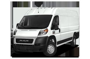 "2020 RAM ProMaster 3500 Cargo Van 159"" WB"