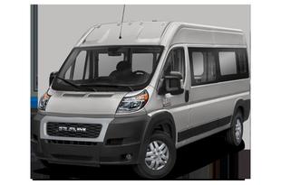 """2020 RAM ProMaster 2500 Window Van Cargo Van 159"""" WB"""