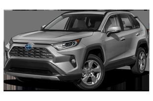 2020 Toyota RAV4 Hybrid 4dr AWD