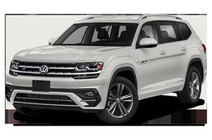 2020 Volkswagen Atlas 4dr FWD