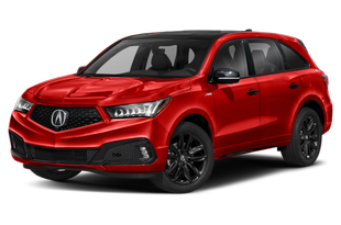 2020 Acura MDX 4dr FWD