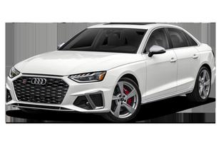 2021 Audi S4 4dr AWD quattro Sedan