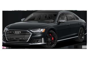 2021 Audi S8 4dr AWD quattro Sedan