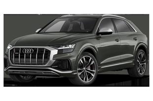 2021 Audi SQ8 4dr AWD quattro Sport Utility