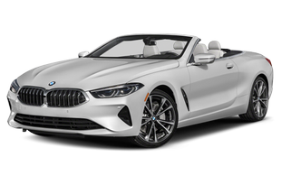 2021 BMW 840 2dr RWD Convertible