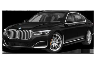 2021 BMW 740 4dr RWD Sedan