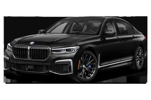 2021 BMW M760 4dr AWD Sedan