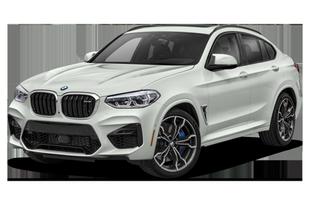 2021 BMW X4 M 4dr AWD Sports Activity Vehicle
