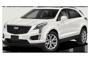 2021 Cadillac XT5 4dr AWD