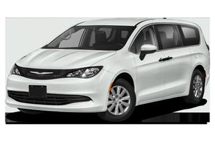 2020 Chrysler Voyager Passenger Van