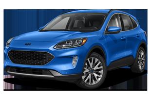 2021 Ford Escape 4dr FWD