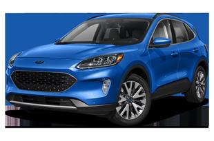 2020 Ford Escape 4dr FWD
