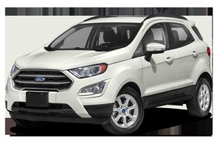 2021 Ford EcoSport FWD Sport Utility