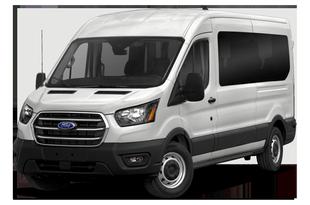 "2021 Ford Transit-150 Cargo RWD Low Roof Van 130"" WB"