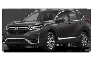 2021 Honda CR-V Hybrid 4dr AWD