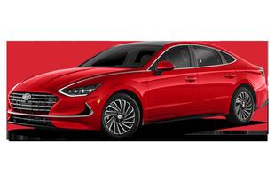 2021 Hyundai Sonata Hybrid 4dr Sedan