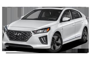 2020 Hyundai Ioniq Hybrid 4dr Hatchback