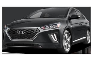 2020 Hyundai Ioniq Plug-In Hybrid 4dr Hatchback