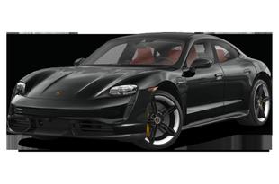 2021 Porsche Taycan 4dr AWD Sedan