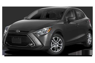 2020 Toyota Yaris 4dr Hatchback