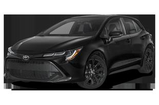 2020 Toyota Corolla Hatchback 4dr