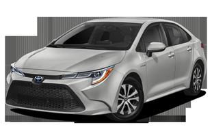 2021 Toyota Corolla Hybrid 4dr Sedan