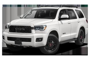 2020 Toyota Sequoia 4dr 4x4