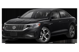 2021 Volkswagen Passat 4dr Sedan