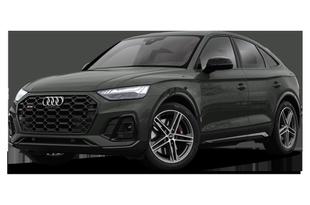 2021 Audi SQ5 4dr AWD quattro Sport Utility