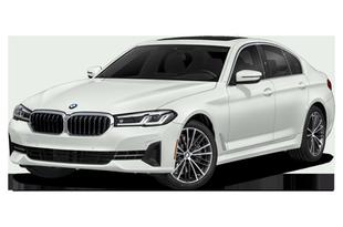 2021 BMW 540 4dr RWD Sedan