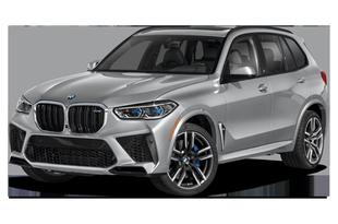 2021 BMW X5 M 4dr AWD Sports Activity Vehicle
