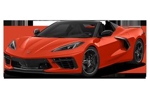 2021 Chevrolet Corvette 2dr Coupe