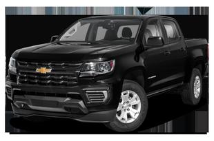 "2021 Chevrolet Colorado 4x4 Extended Cab 6' box 128.3"" WB"