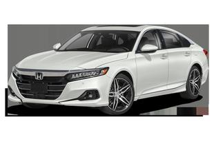 2021 Honda Accord 4dr Sedan