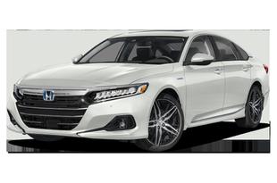 2021 Honda Accord Hybrid 4dr Sedan