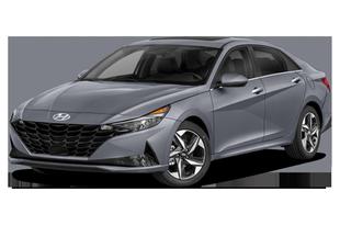 2021 Hyundai Elantra 4dr Sedan