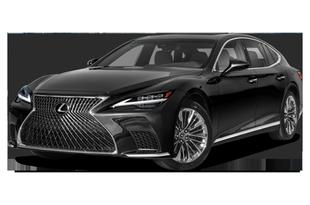 2021 Lexus LS 500 4dr RWD Sedan