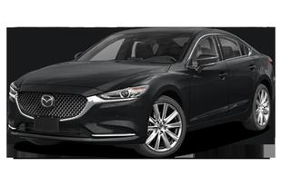 2021 Mazda Mazda6 4dr Sedan